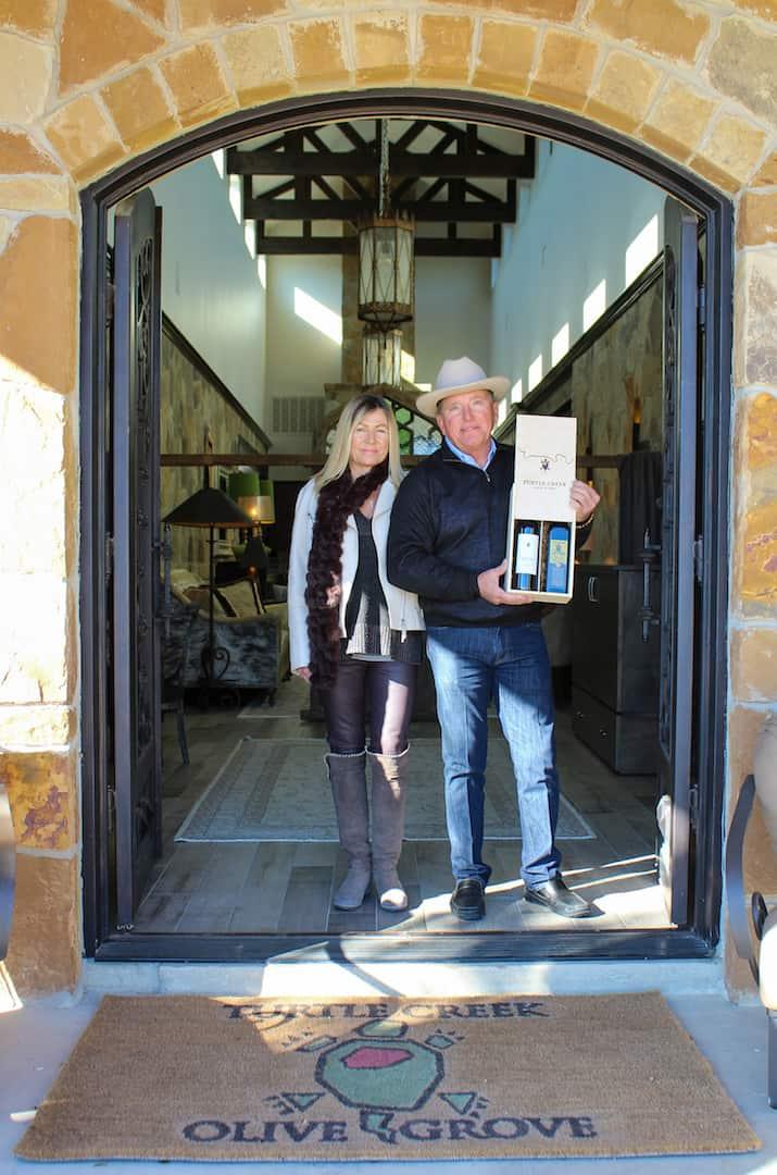 Dan and Sue Schulse-Owners